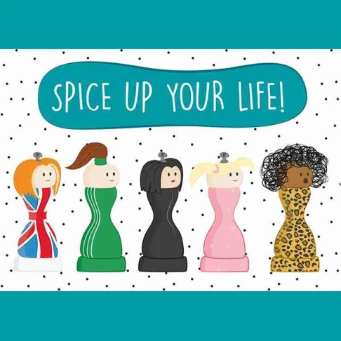 spice girls flat