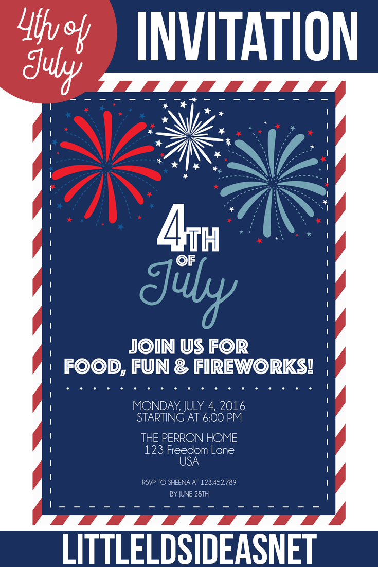 4th-of-July-Invitation