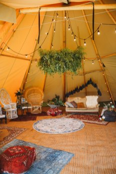Teepee wedding La Sorelle White Tree Photography (6)