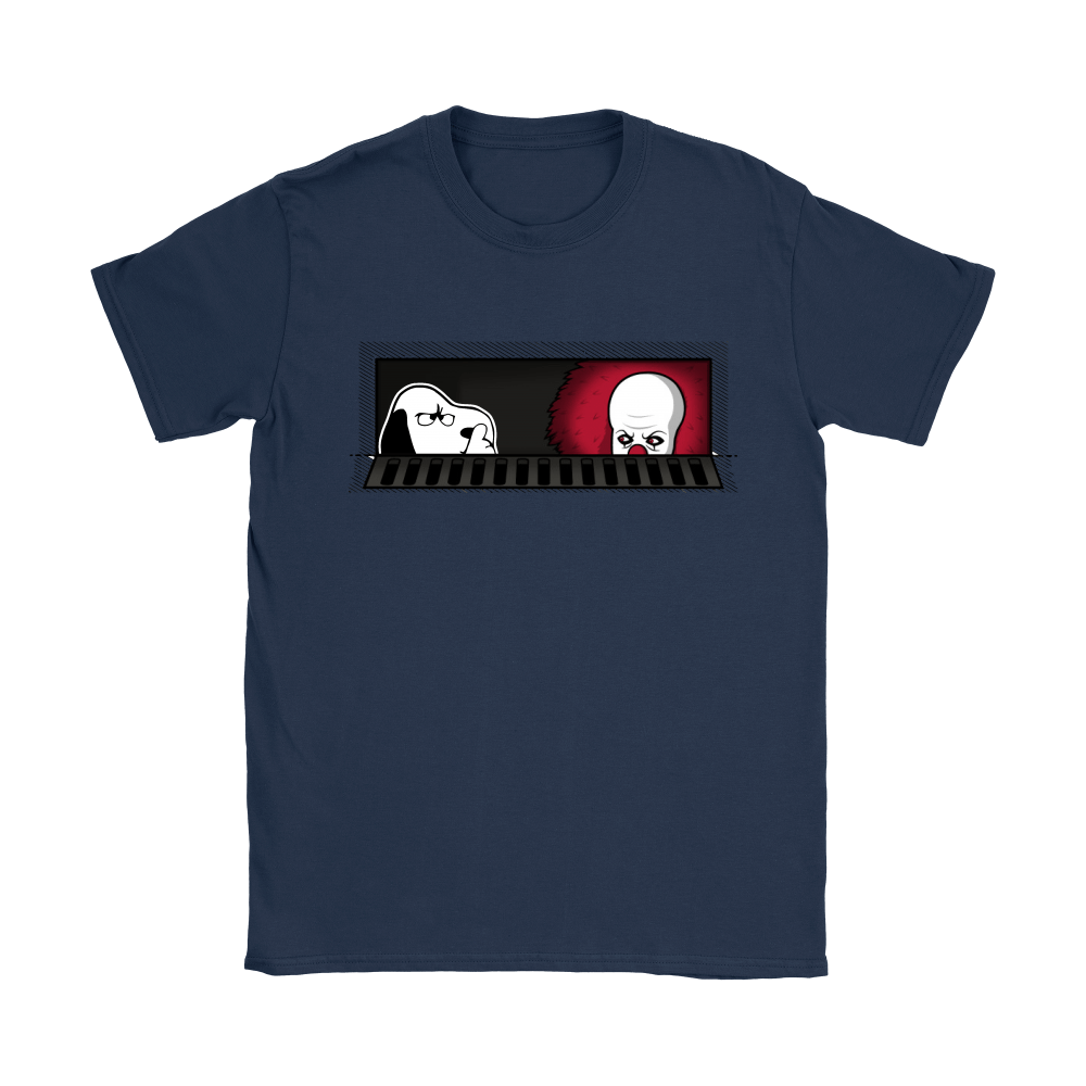 1990 Pennywise And Snoopy Sewermates! IT Stephen King Shirts 10