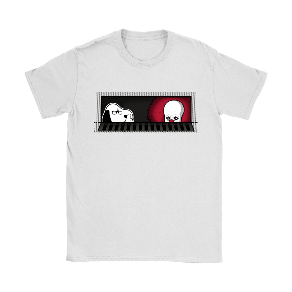 1990 Pennywise And Snoopy Sewermates! IT Stephen King Shirts 14
