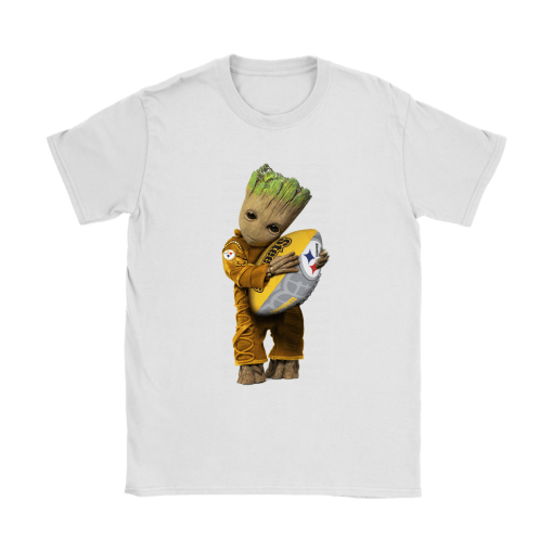 3D Groot I Love Pittsburgh Steelers NFL Football Shirts 14