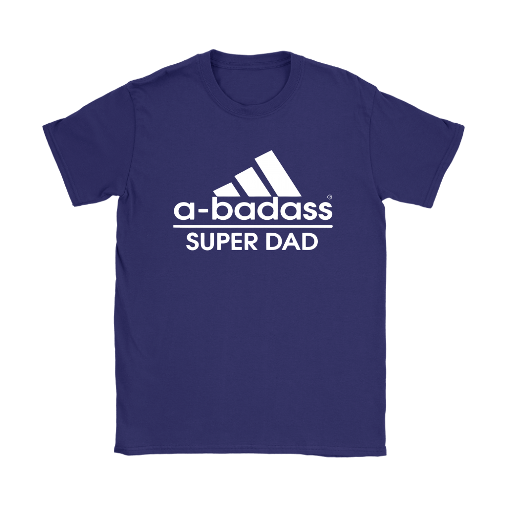 A-badass Super Dad Adidas Mashup Shirts 11