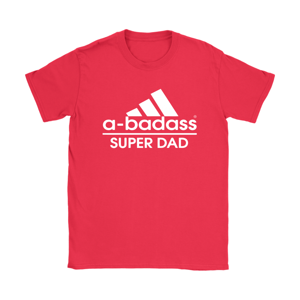 A-badass Super Dad Adidas Mashup Shirts 12