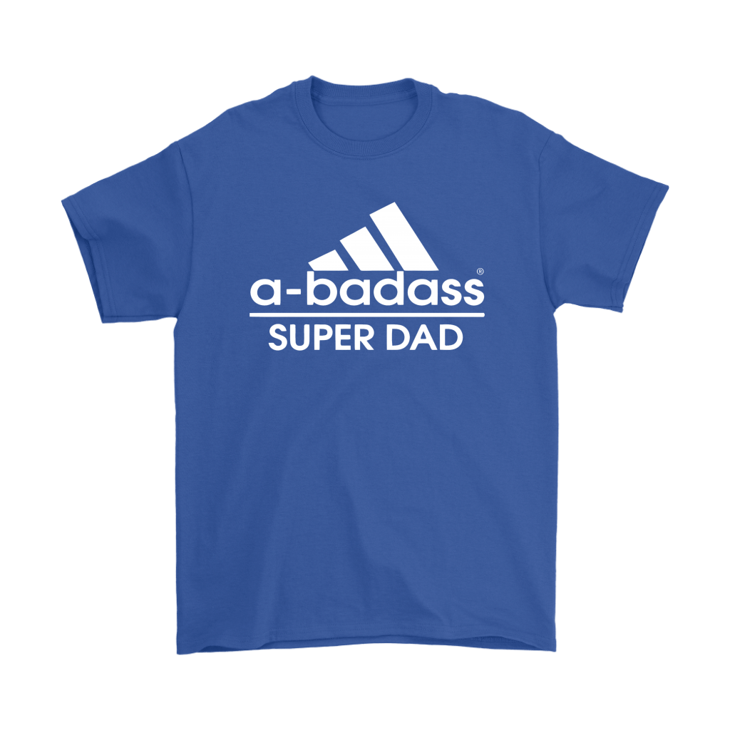 A-badass Super Dad Adidas Mashup Shirts 6