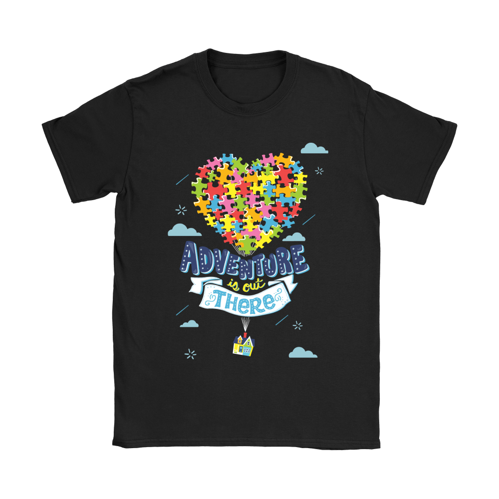 Adventure Is Out There - Up Shirts 6