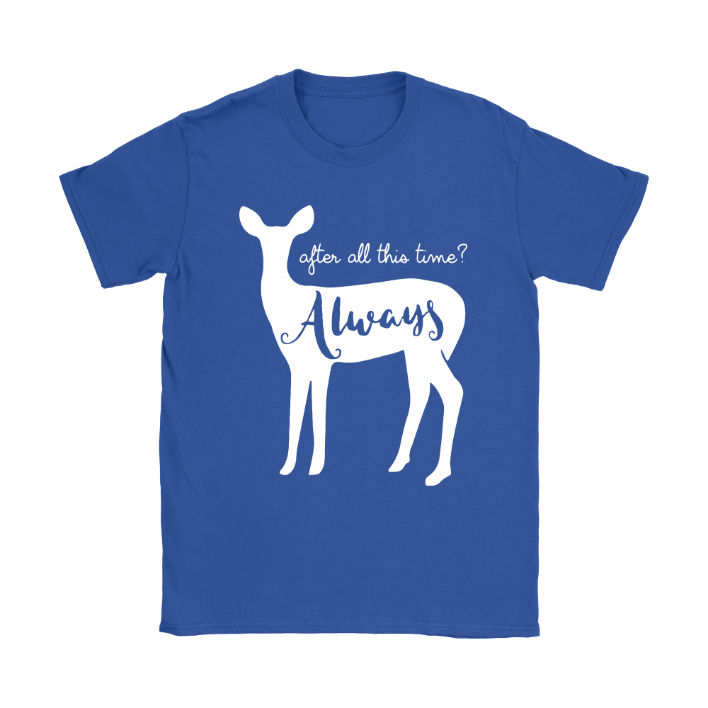 After All This Time Always Snape & Lily Patronus Harry Potter Shirts 13