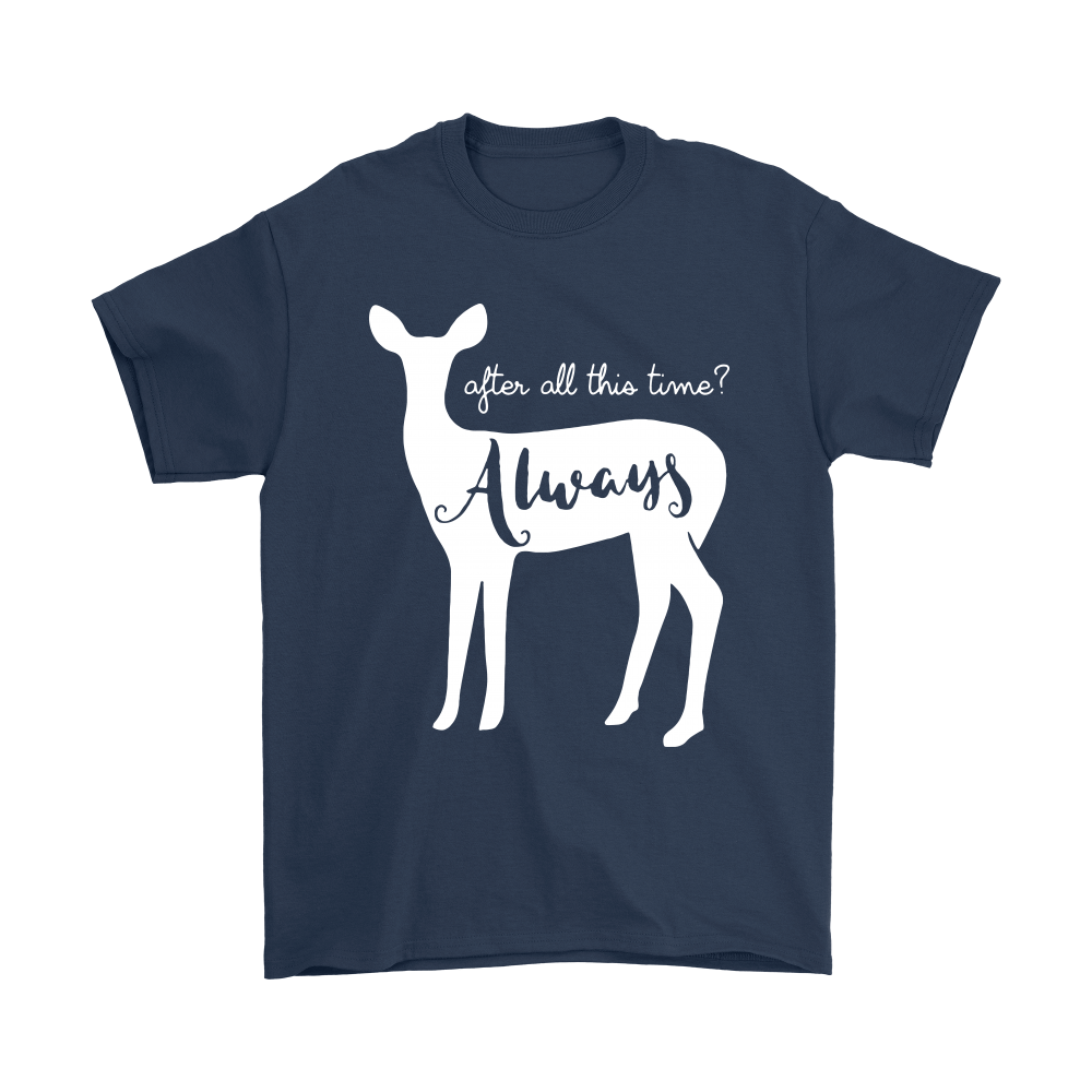 After All This Time Always Snape & Lily Patronus Harry Potter Shirts 3