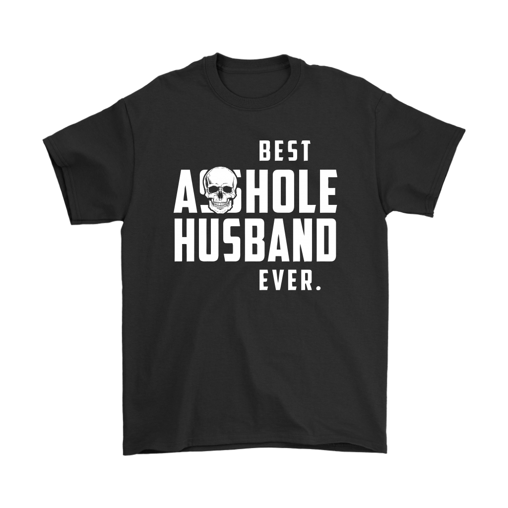 Best Asshole Husband Ever Father's Day Shirts 1