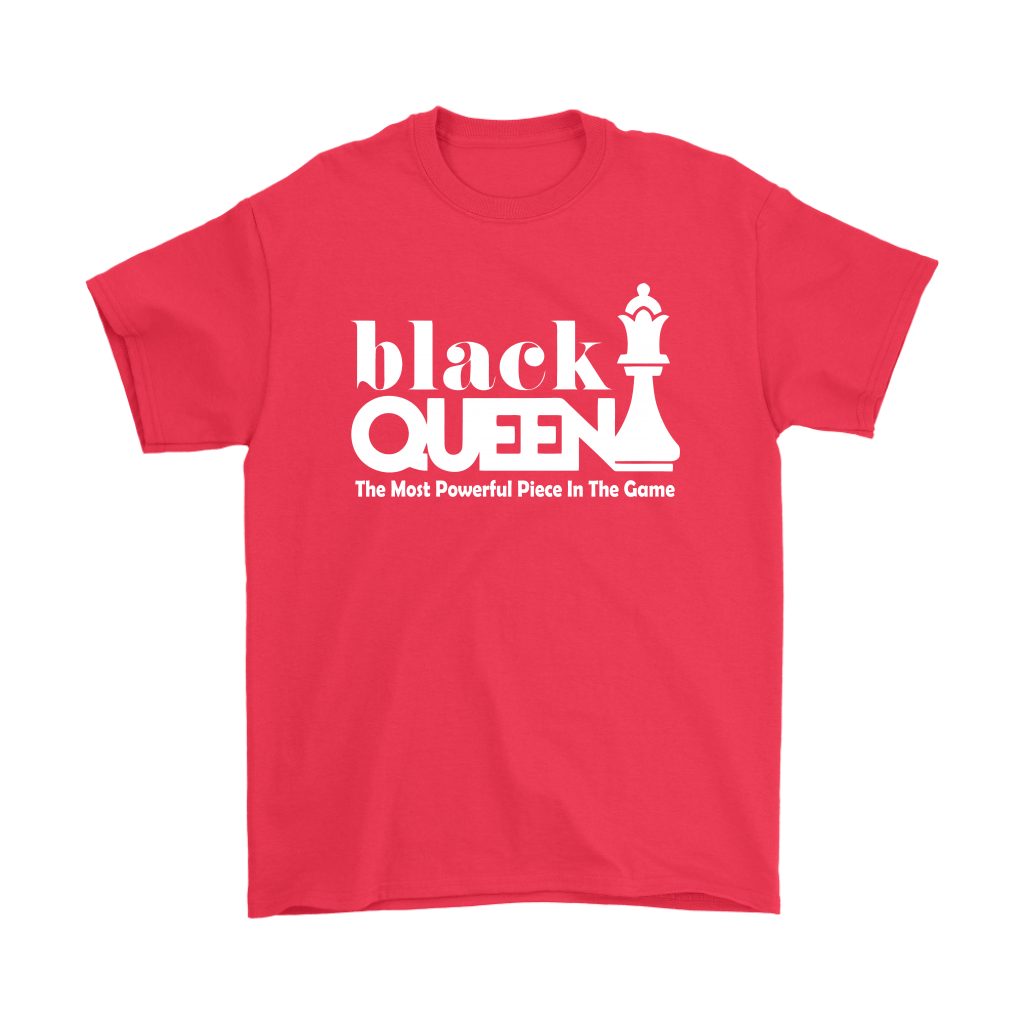 Black Queen The Most Powerful Piece In The Game Chess Shirts 5