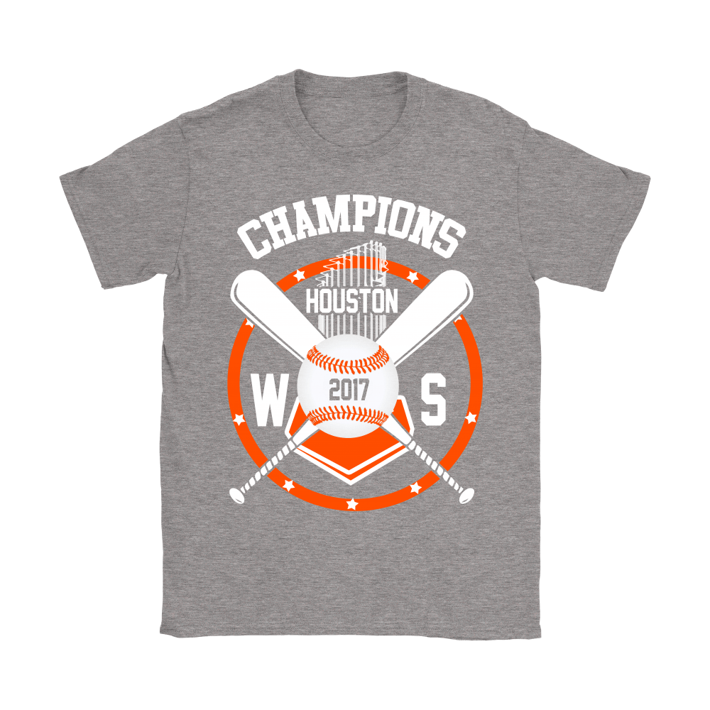 d0abc95f Champions 2017 Baseball Houston Astros World Series Shirts - Potatotee Store