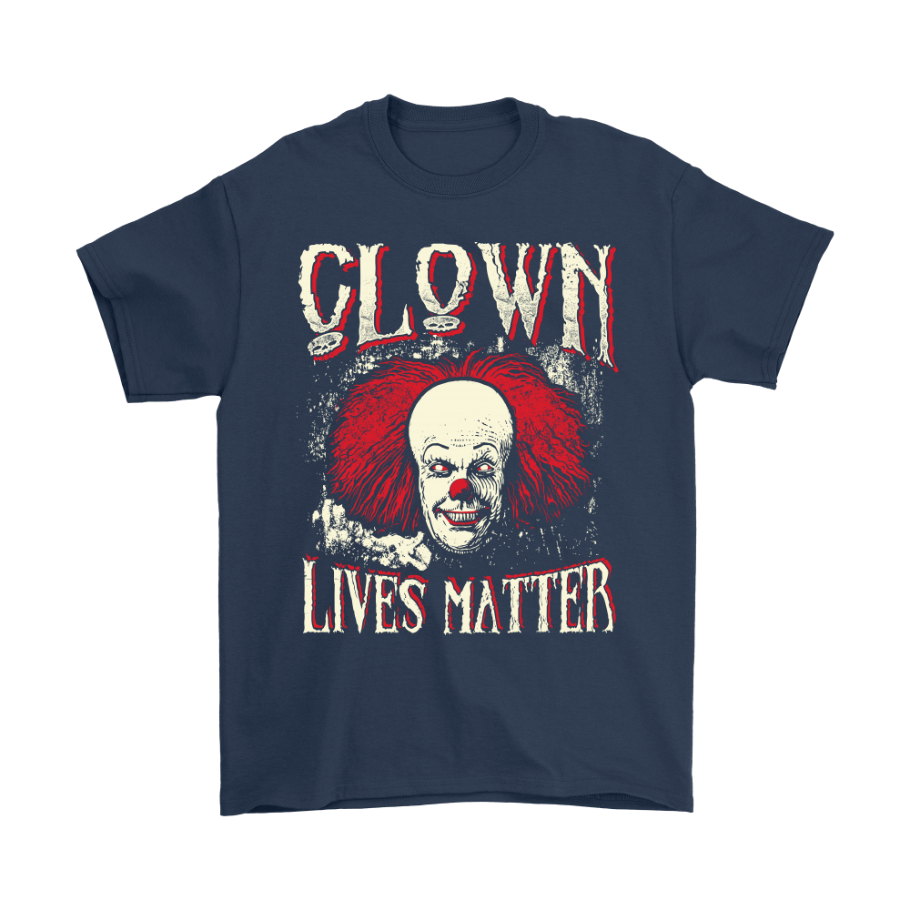 Clown Lives Matter Pennywise Stephen King Shirts 2