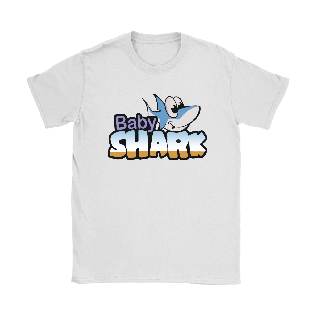 Cute Baby Song Baby Shark Child Shirts 14