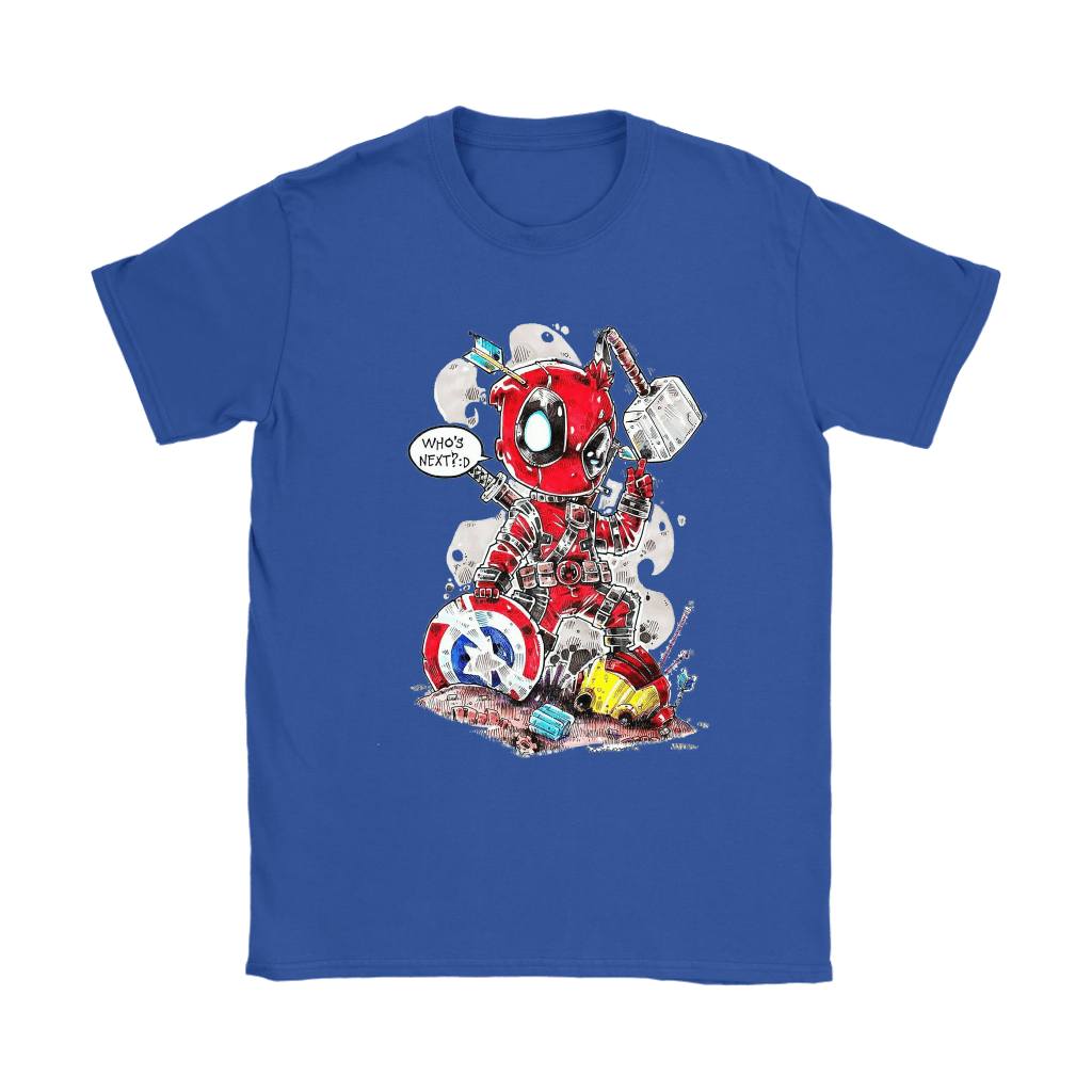 Deadpool Kills The Marvel Universe Chiby Shirts 12