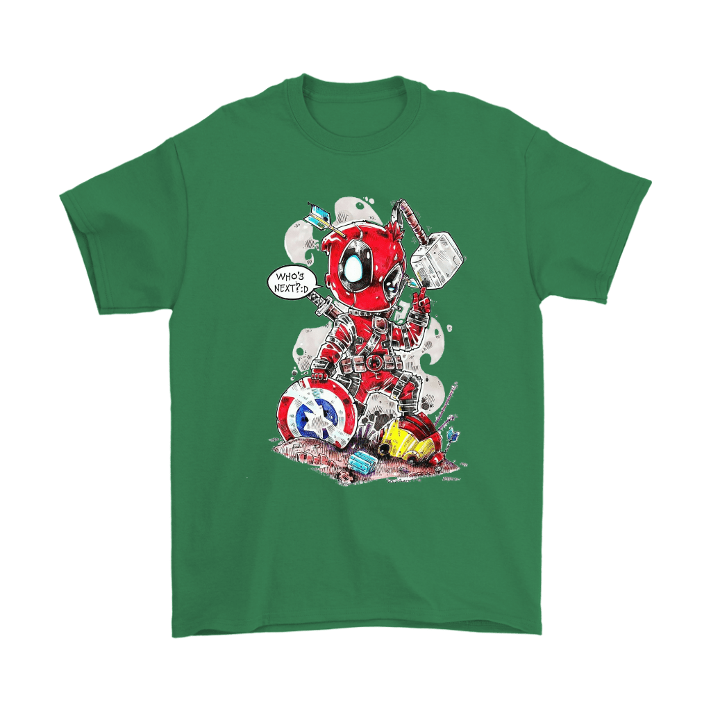 Deadpool Kills The Marvel Universe Chiby Shirts 7