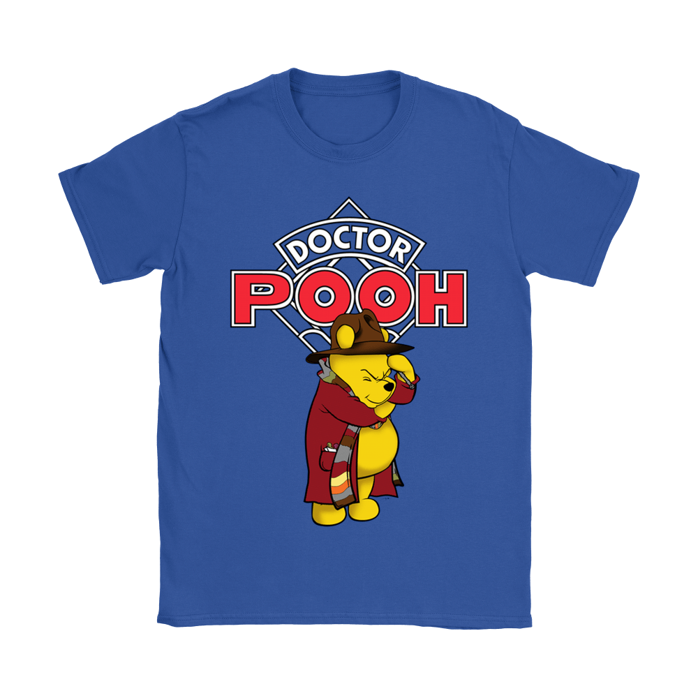 Doctor Who And Winnie The Pooh Crossover Doctor Pooh Shirts 12