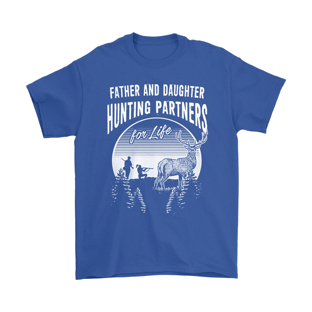 Father And Daughter Hunting Partners For Life Family Shirts 6