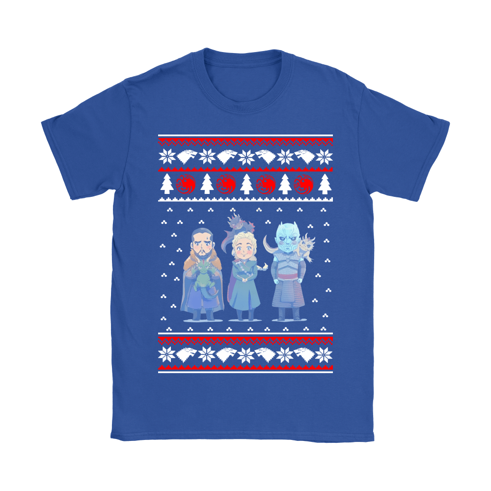 Game Of Thrones Christmas Ugly Shirts 10