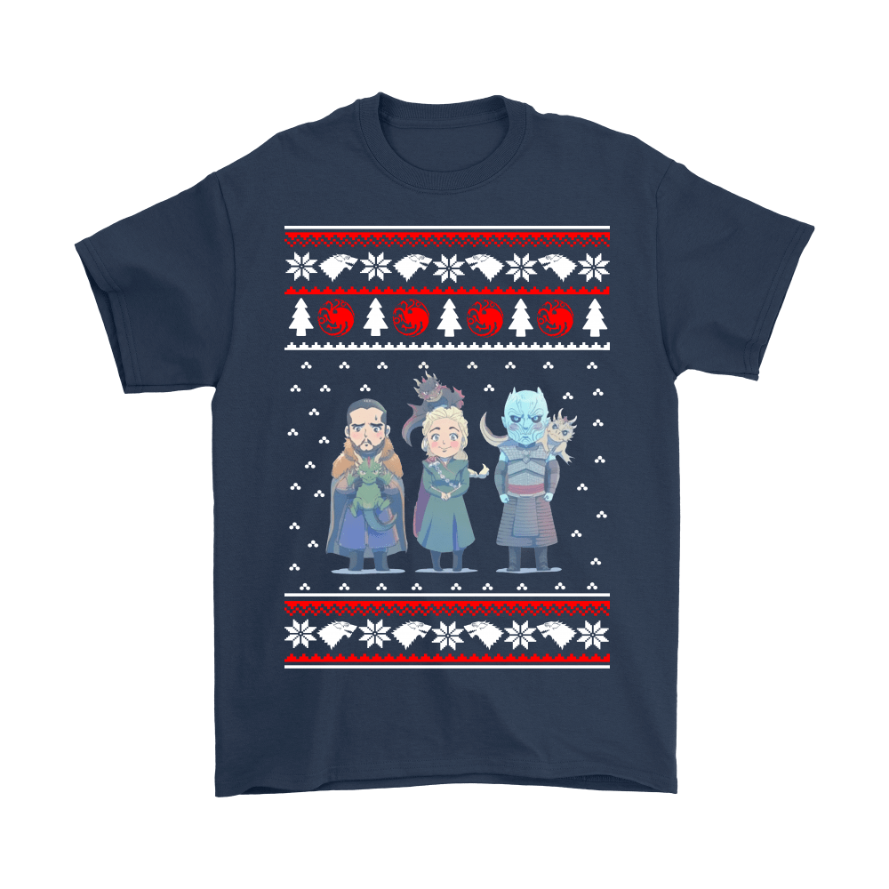 Game Of Thrones Christmas Ugly Shirts 12