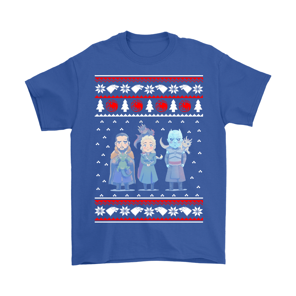 Game Of Thrones Christmas Ugly Shirts 5