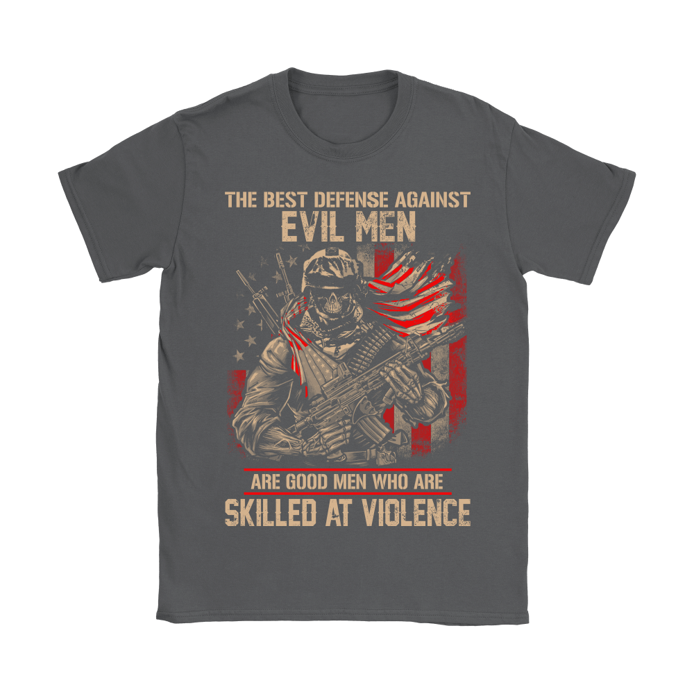 Good Men Who Are Skilled At Violence US Army Veterans Day Shirts 6