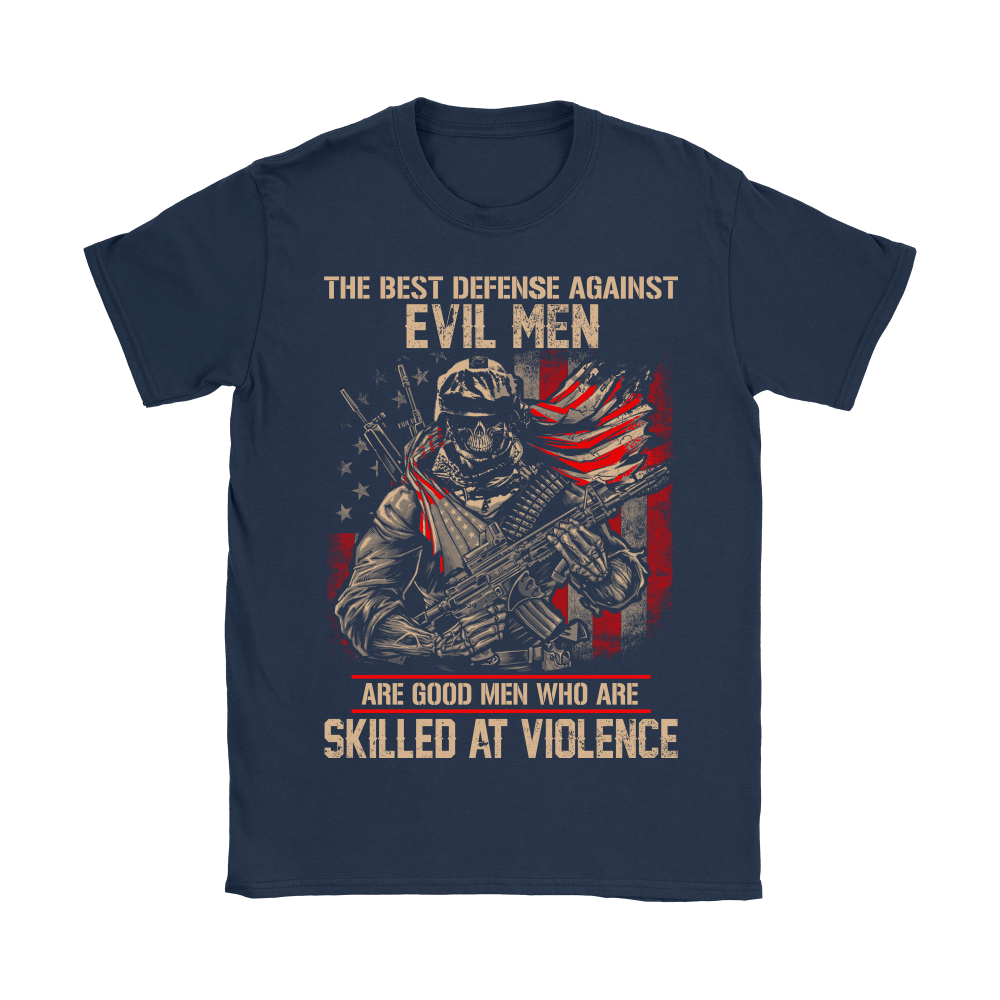 Good Men Who Are Skilled At Violence US Army Veterans Day Shirts 7