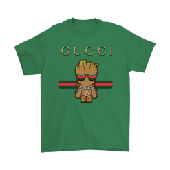 Gucci Guardians Of The Galaxy Baby Groot Shirts 20