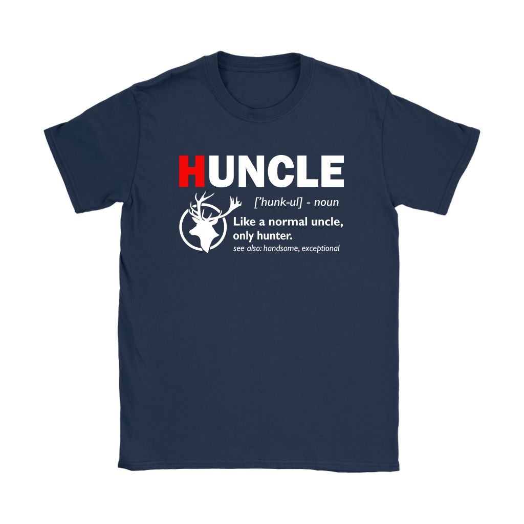 Huncle Like A Normal Uncle Only Hunter Definition Shirts 10