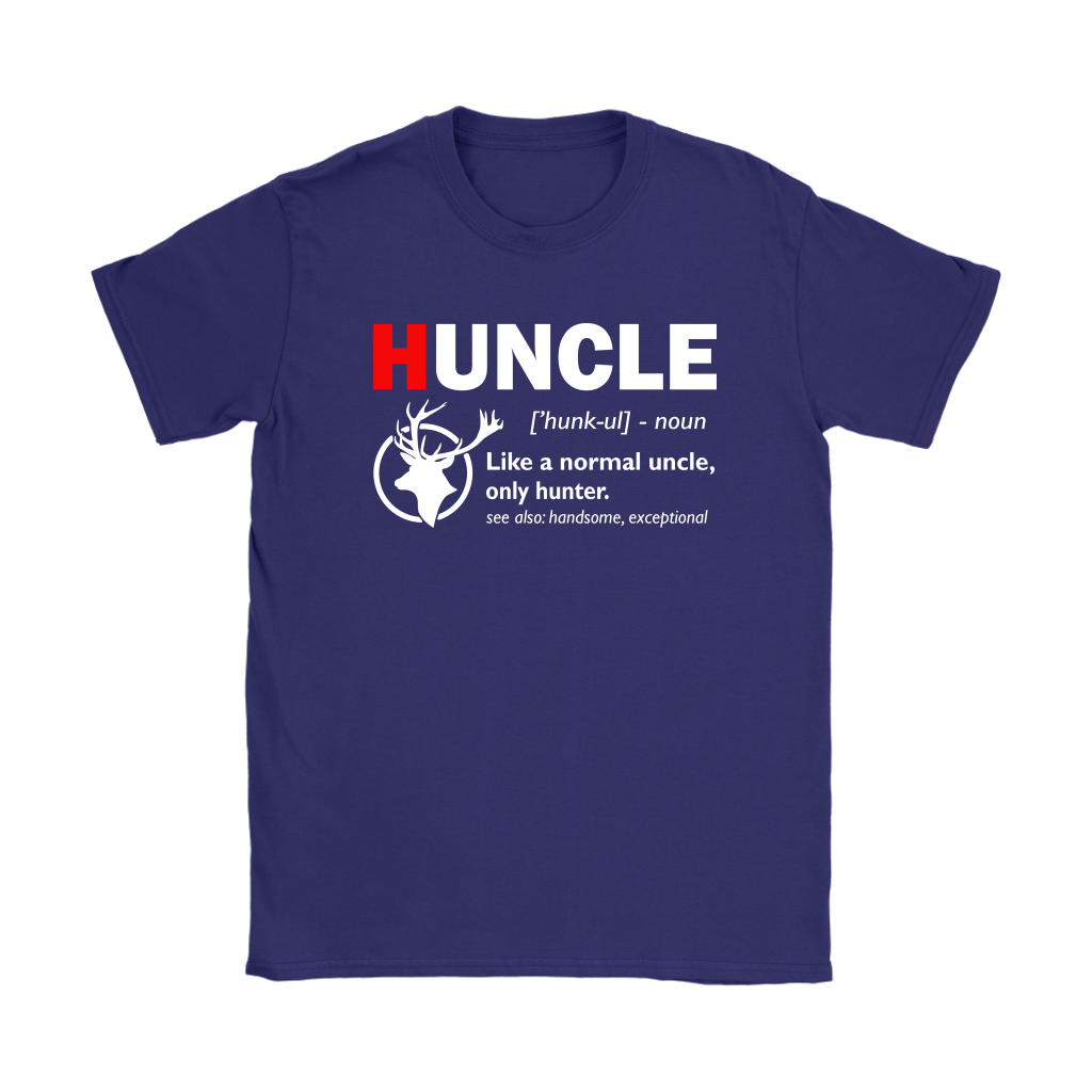Huncle Like A Normal Uncle Only Hunter Definition Shirts 11