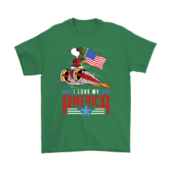 I Love My America Snoopy Independence Day 4th Of July Shirts 20