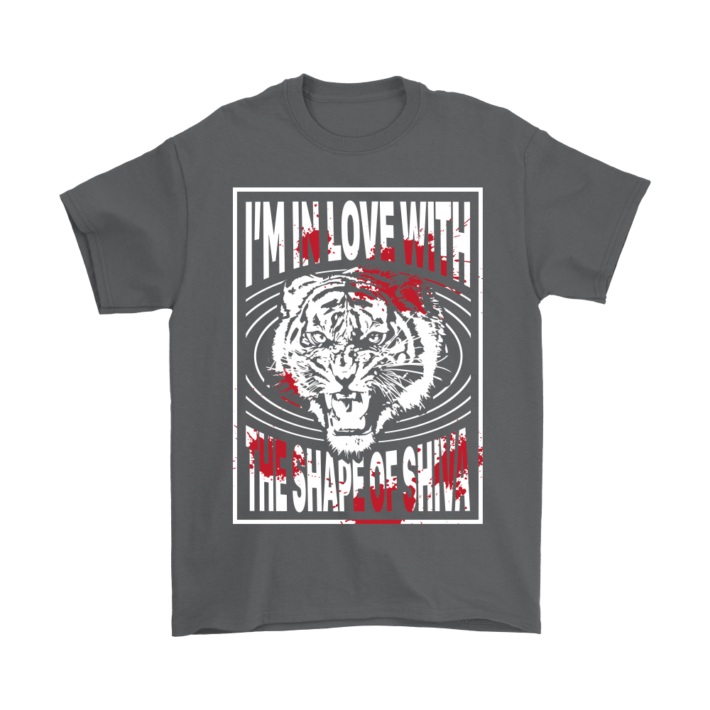I'm In Love With The Shape Of Shiva The Walking Dead Shirts 2
