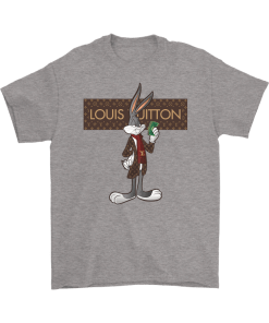 4ff6daeed67106 Louis Vuitton Bugs Bunny Stay Stylish Shirts - Teeqq Store