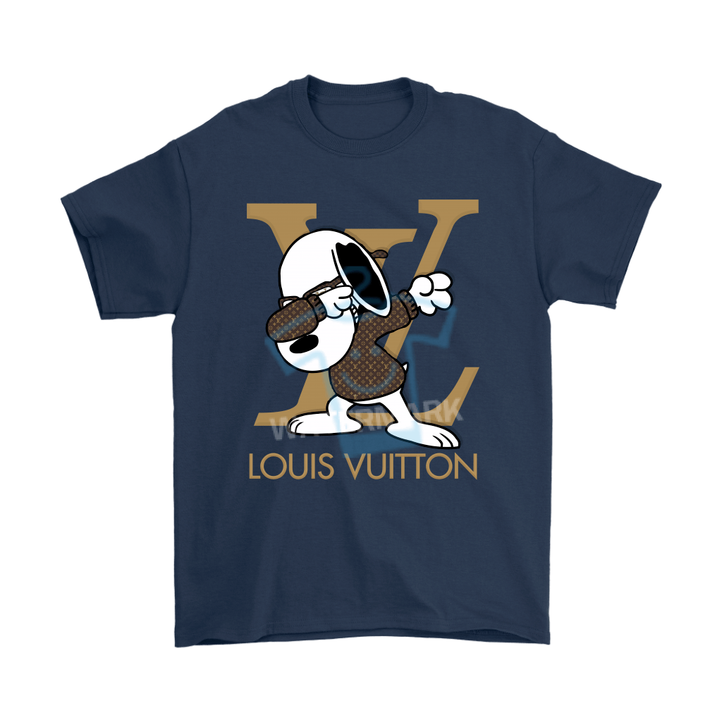 Louis Vuitton Snoopy Dabbing Stay Stylish Shirts 3