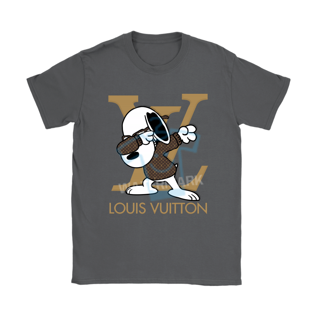 Louis Vuitton Snoopy Dabbing Stay Stylish Shirts 9