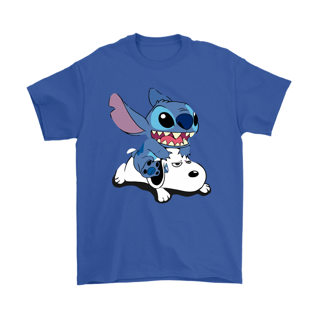 A Friend For Life Stitch And Snoopy Shirts 5