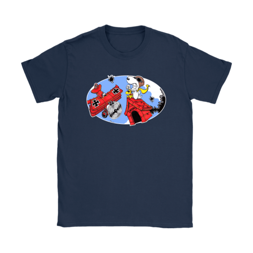 Battling The Red Baron Snoopy Shirts 10