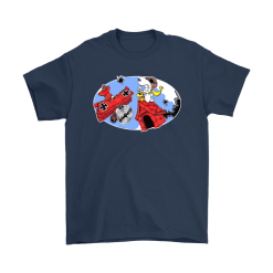 Battling The Red Baron Snoopy Shirts 16