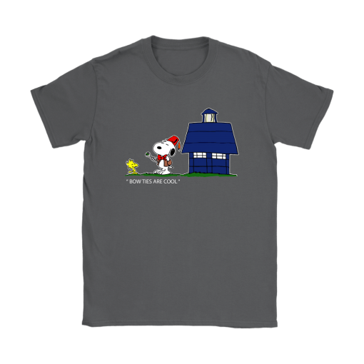 Bowties Are Cool Snoopy Shirts 9