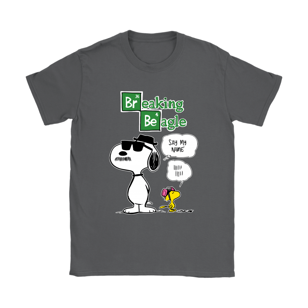 Breaking Beagle Snoopy Shirts 9