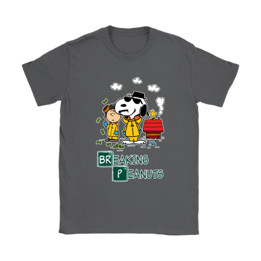 Breaking Cool Peanuts Mashup Snoopy Shirts 10