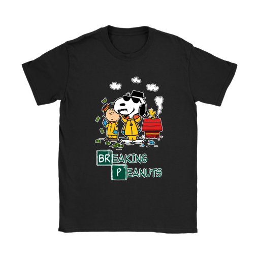 Breaking Cool Peanuts Mashup Snoopy Shirts 8