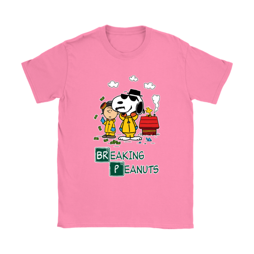 Breaking Cool Peanuts Mashup Snoopy Shirts 9