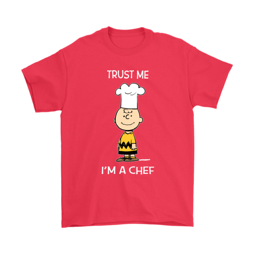 Charlie Brown Chef Snoopy Shirts 5