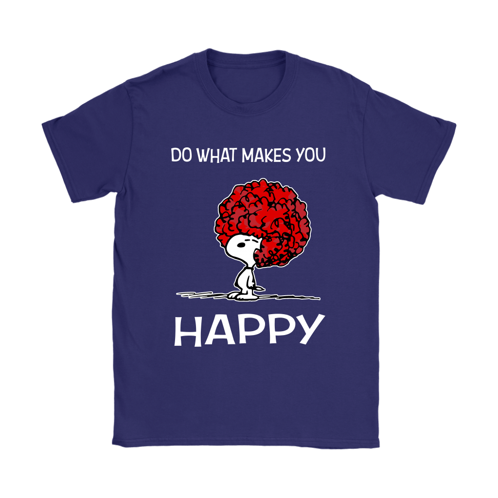 Do What Makes You Happy Snoopy Shirts 10