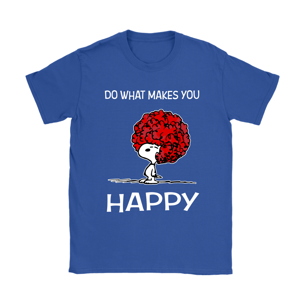 Do What Makes You Happy Snoopy Shirts 11