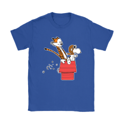 Flying Ace Hobbes And Snoopy Shirts 25
