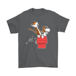 Flying Ace Hobbes And Snoopy Shirts 15