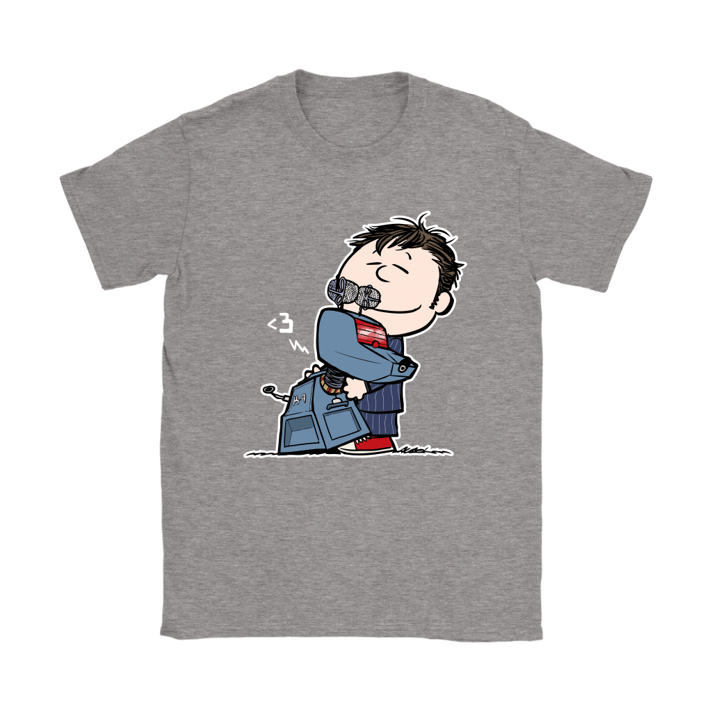 Happiness Is A Warm Puppy Doctor Who Mashup Snoopy Shirts 14