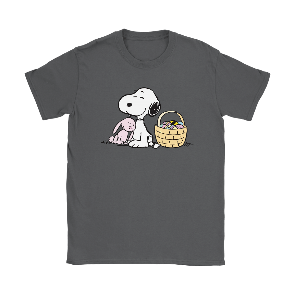 Happy Easter Beagle And Bunny Snoopy Shirts 9