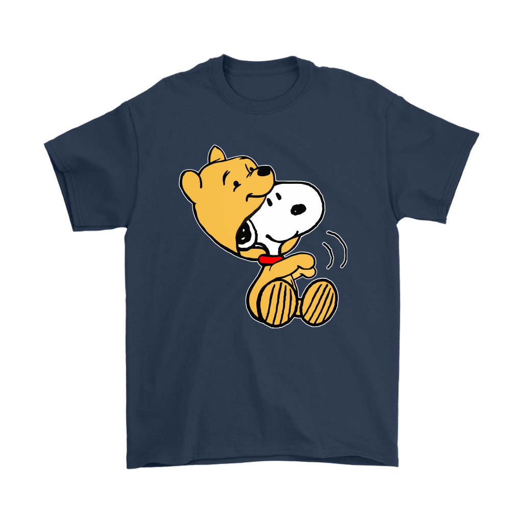 In Winnie The Pooh Costume Snoopy Shirts 3